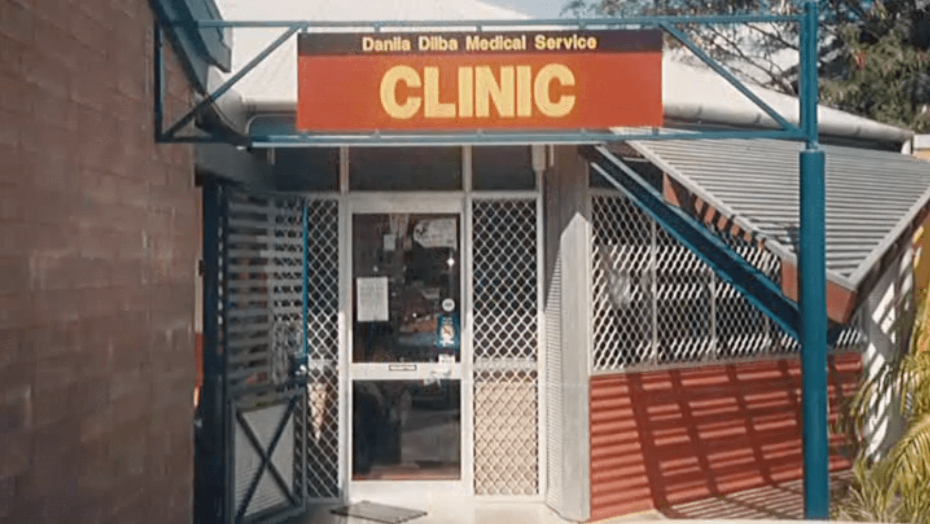 Old Danila Dilba Clinic