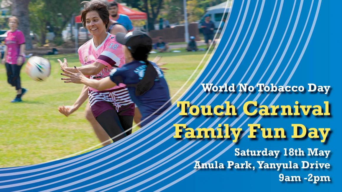 touch football carnival