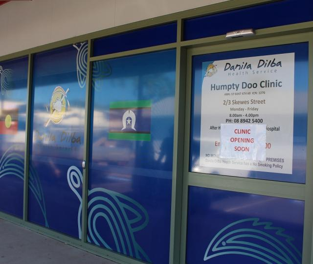 Image of Humpty Doo Clinic